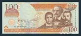 Dominican Rep., 100 pesos 2010